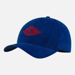 NEW MEN'S AIR JORDAN CLASSIC 99 WINGS CORDUROY HAT